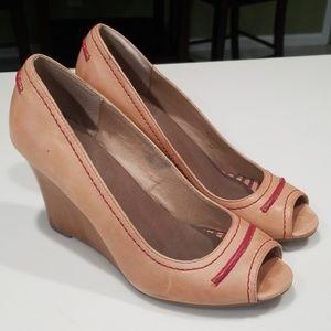 Splendid Peep Toe Sandals